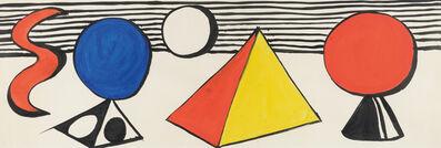 Alexander Calder, 'Sans Titre', 1973