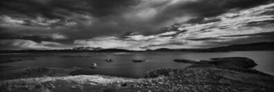 Cody S. Brothers, 'Black & White, Panoramic Photography: 'Lake Mead, NV'', 2018