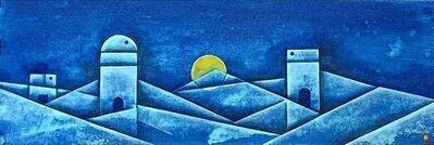 Vaseem Mohammed, 'Hidden Moon (The Night)', 2018