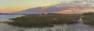 West Fraser, 'Sunrise Over Rose Island', 2018