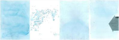 Luo Mingjun, 'Blue Drops', 2019