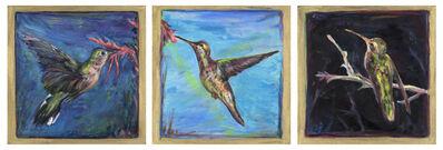 Diana Kurz, 'Hummingbird Triptych', 2007