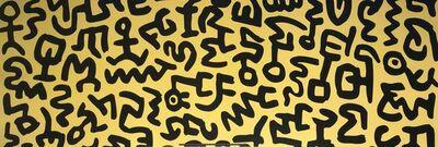 Keith Haring, 'Yellow', ca. 2000