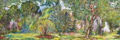 Nancy Friese, 'August Trees', 2014