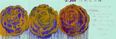 Cy Twombly, 'The Rose (III)', 2008