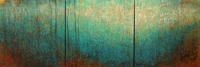 Diana Rae Zasadny, 'Waterton Spring (Triptych)'
