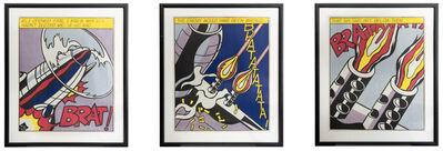 Roy Lichtenstein, 'As I Opened Fire', 1964-2000