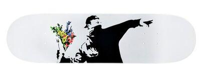 Banksy, 'Flower Bomber Deck', 2018
