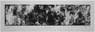 Joe Goode, 'Forest Fire Aftermath', 1985