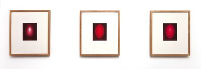 James Turrell, 'From the Guggenheim, Set M, Red Small Vertical', 2013