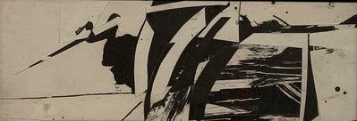 Budd Hopkins, 'Untitled Collage', 2003