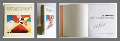 Tom Wesselmann, 'Tom Wesselmann (Hand Signed and Warmly Inscribed by Tom Wesselmann)', 1980