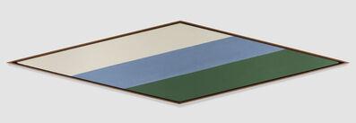 Kenneth Noland, 'Up Bow (Diamond Stripe)', 1967