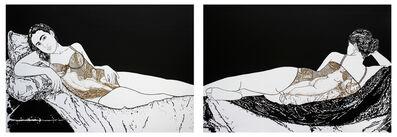 Lisandra Isabel Garcia López, 'Diptych: Untitled', 2016