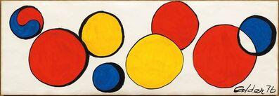 """Alexander Calder, '17"""" Planets', 1976"""
