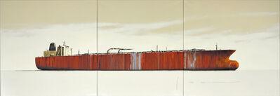 Stéphane Joannes, 'Tanker 28 (triptych)', 2018
