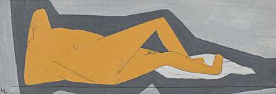 Henri Laurens, 'Femme Nue Allongée', 1937