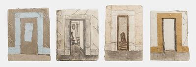 James Castle, 'Untitled (Doorway constructions)', n.d.