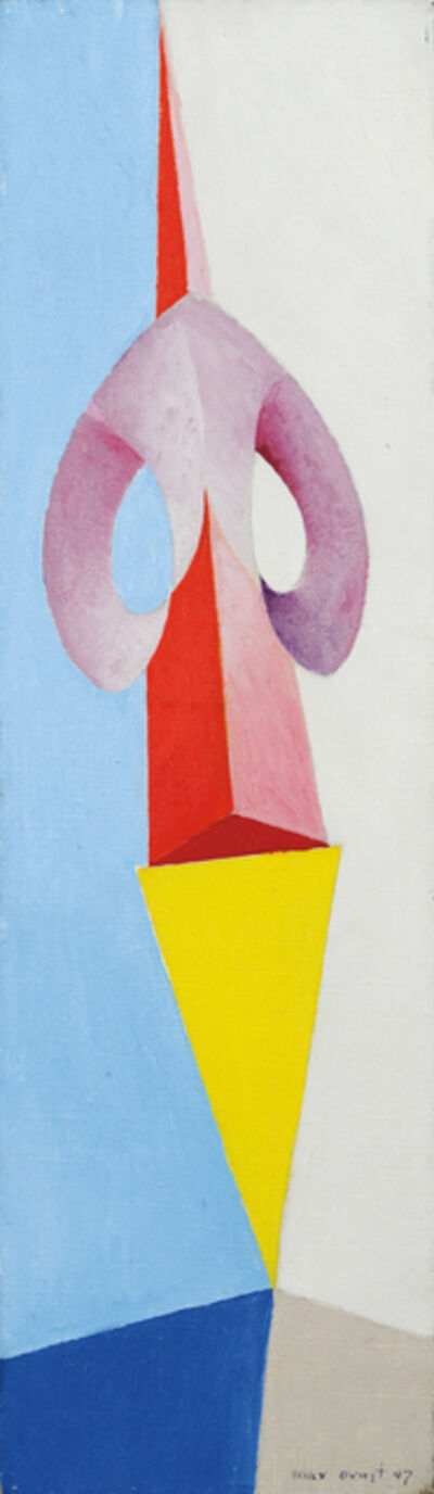 Max Ernst, 'Head of a Man', 1947