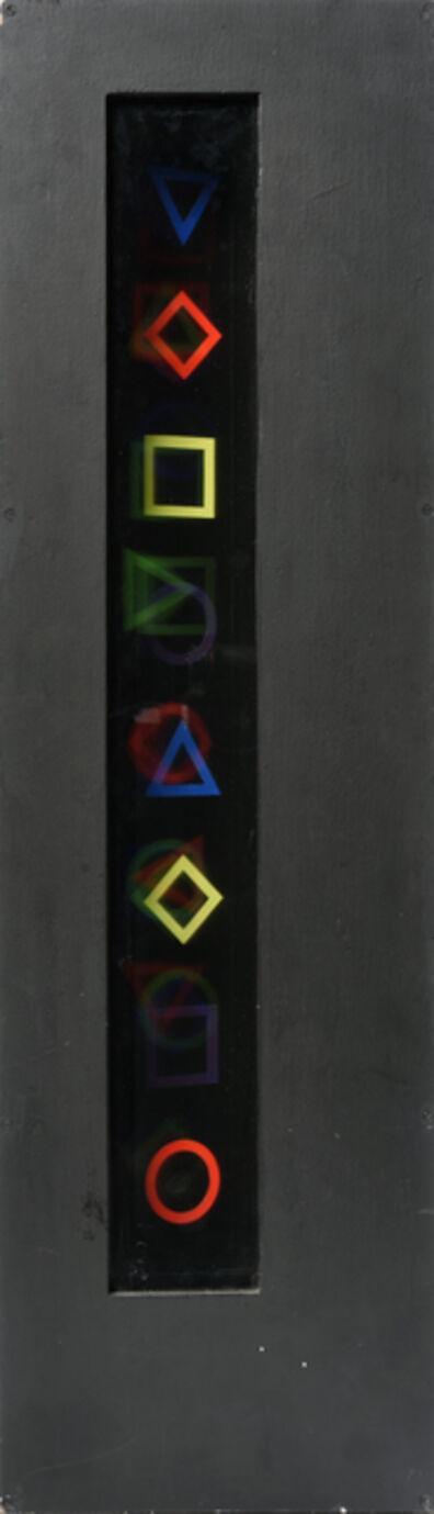 Hugo Demarco, 'Rotation Acceleree', 1969
