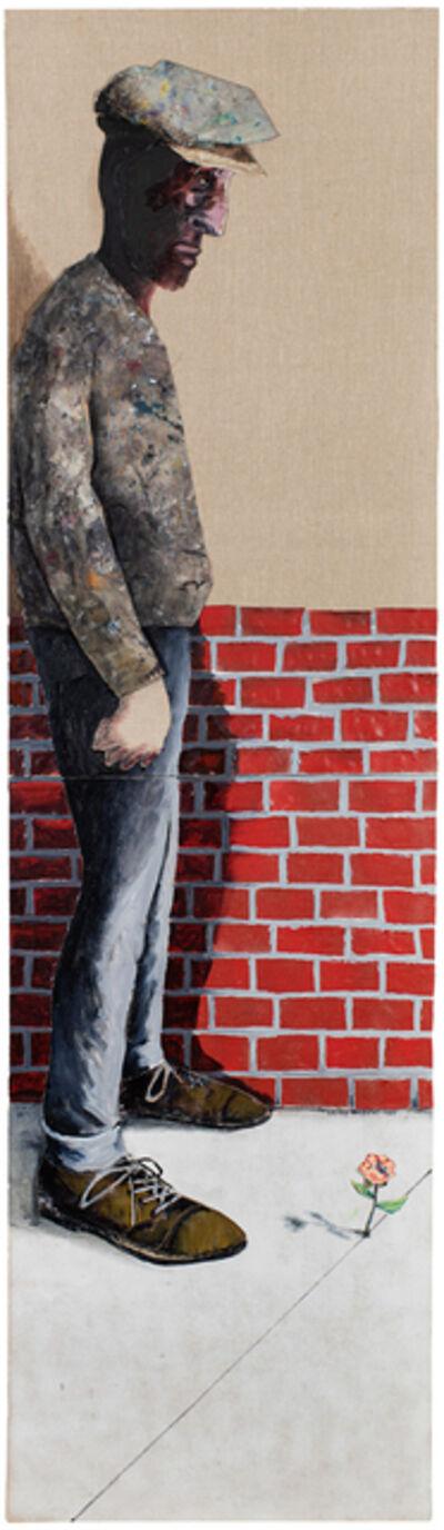 Benny Andrews, 'The Homeless ', 1989