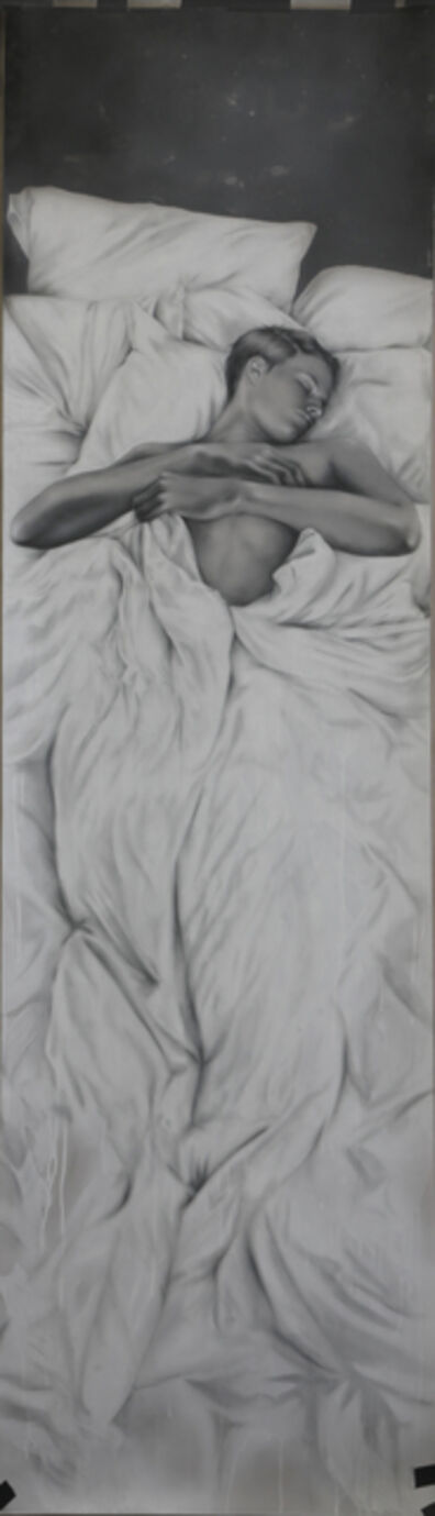 Anthony Goicolea, 'Bed III', 2015