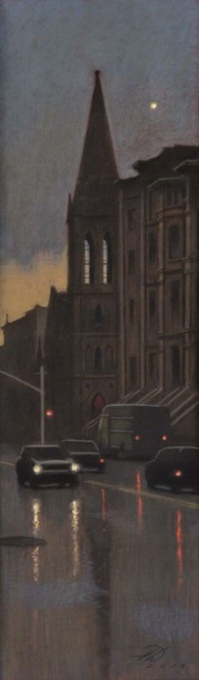 Harvey Dinnerstein, 'Rainy Evening, 7th Avenue', 2013