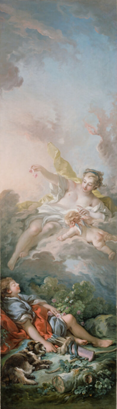 François Boucher, 'Aurora and Cephalus', 1769