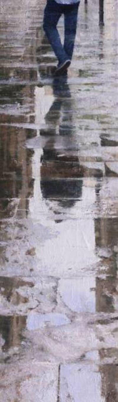 Carlos Díaz, 'Jumping puddles', 2019