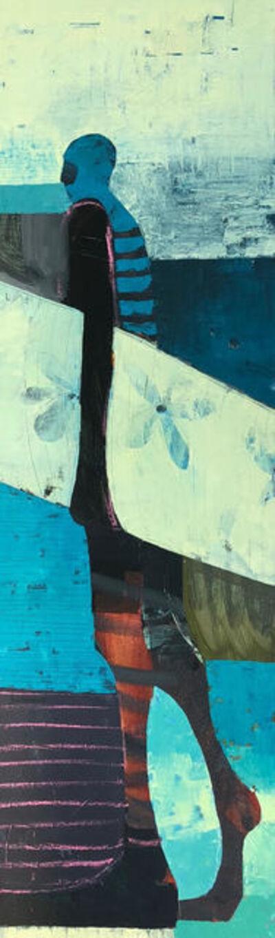 Sherri Belassen, 'Singular Surf', 2017