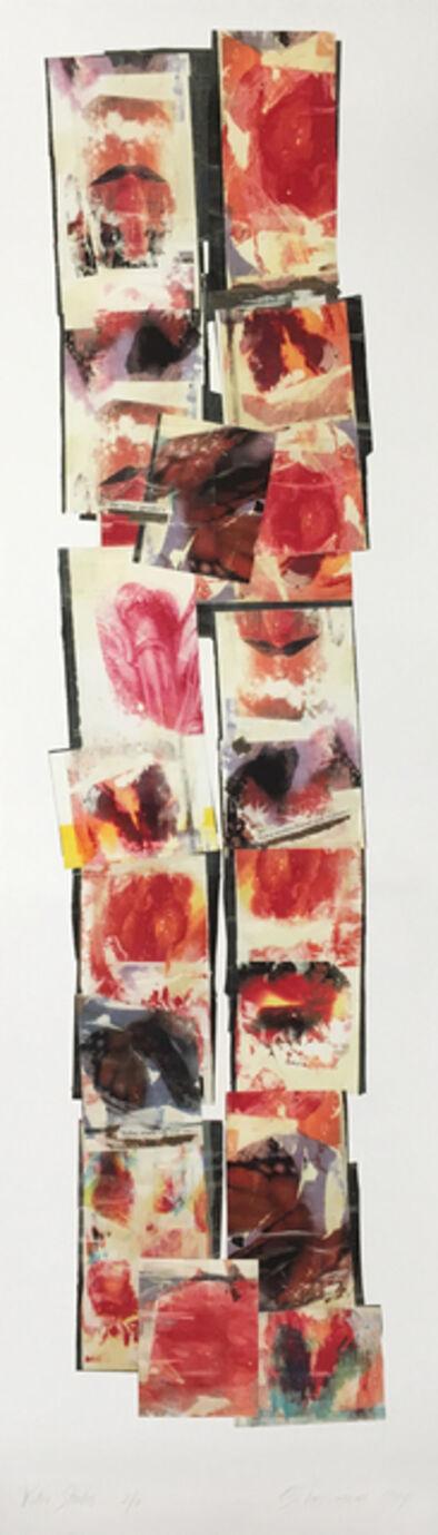 Carolee Schneemann, 'Vulva Studies', 1999