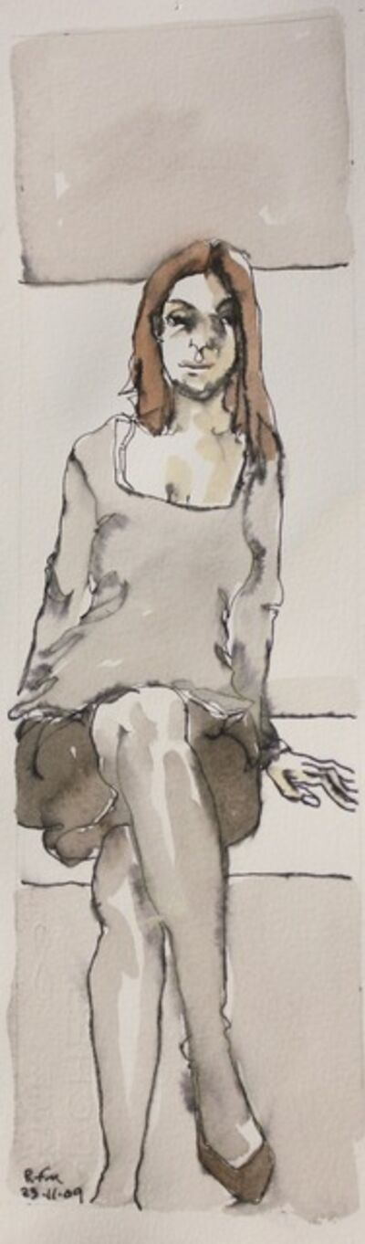 RFM McInnis, 'Standing Figure 25-11-09-1032', 2009