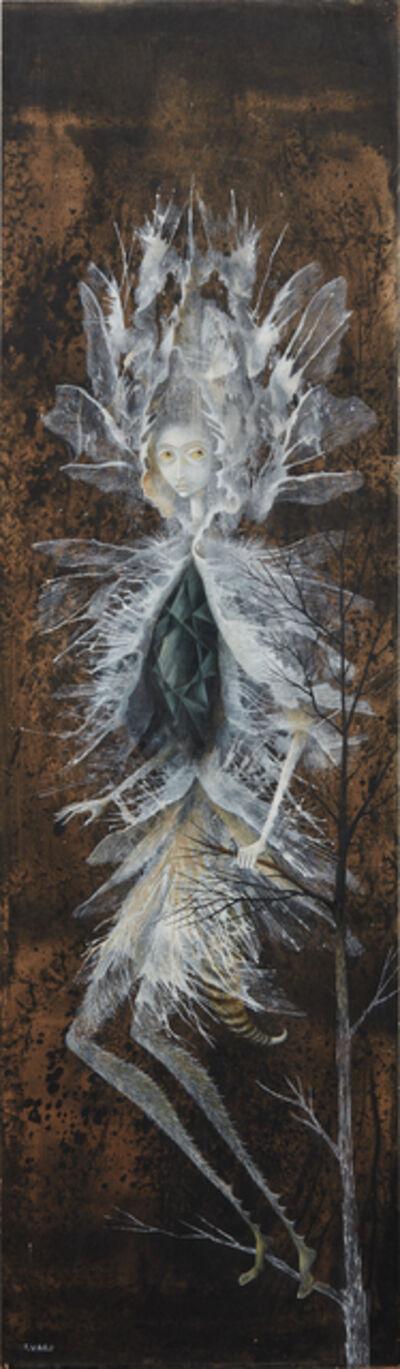 Remedios Varo, 'La Mujer libélula (Dragonfly Woman)', ca. 1961