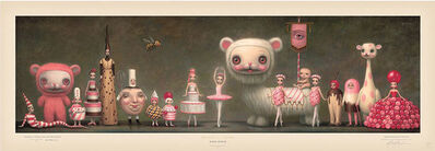 Mark Ryden, 'Princess Praline and Her Entourage', 2017