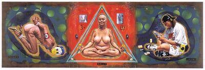 Ashley Bickerton, 'Vlaminkos', 1998