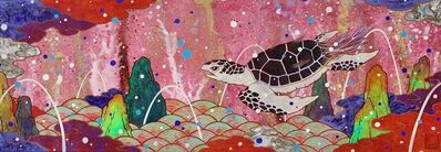 Koki Tsujimoto, 'Auspicious Turtle: A Long Dream', 2019