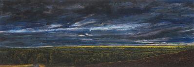 "Peter Krausz, '""Panoramic Landscape""', 2016"