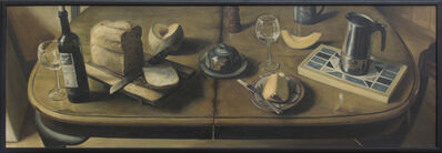 Daniel Hughes, 'Table Still Life', 2001