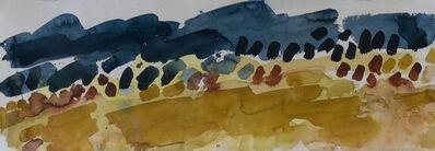 Barbara Macfarlane, 'Blue Hills Vercoiran', 2021