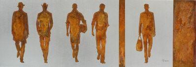 Gerhard Völkle, 'Walking to Downtown', 2014
