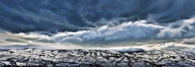 Joice M. Hall, 'Blue Cloud'