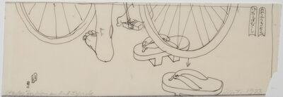 Masami Teraoka, 'Woman and Bicycle ', 1973