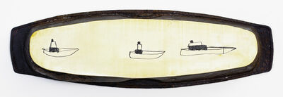 w tucker, 'three boats to carry me home safely ', 2012