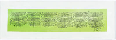 Jose Nunez, 'Untitled (18 Pajaros)', 2017