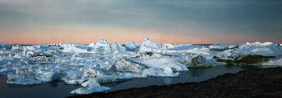 Tiina Itkonen, 'Icefjord 5', 2010