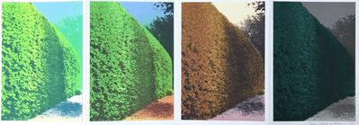 Ivor Abrahams, 'Four Seasons', 1973