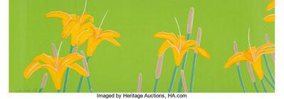 Alex Katz, 'Daylilies', 1992