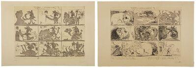 Pablo Picasso, 'Sueño y mentira de Franco (B. 297 and 298; Ba. 615 and 616)', 1937