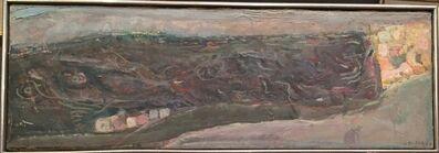 Pierre Lesieur, 'Les falaises', 1969