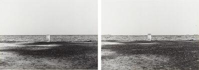 Tatsuo Kawaguchi, 'Untitled (glass and sea)', 1973